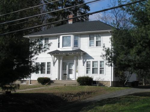 Frank E. Aldrich House (1920)