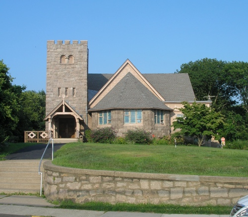 Church of Christ Congregational, Stony Creek