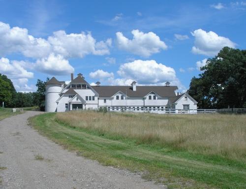 Hilltop Farm Dairy Barn