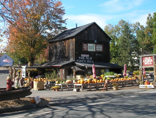 Old Cider Mill, Glastonbury