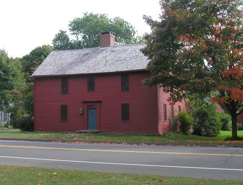 Abraham Scranton House