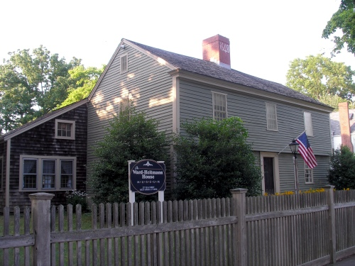 Ward-Heitmann House
