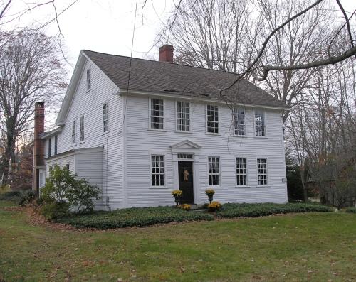 Col. Jedediah Elderkin House