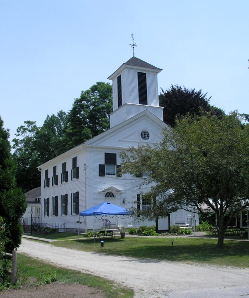 Baptist Church, North Stonington