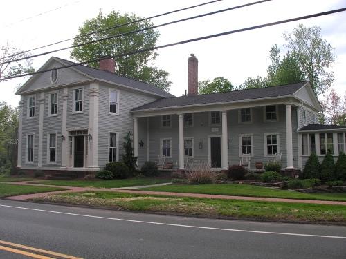 Former Maples Inn & Tea Room