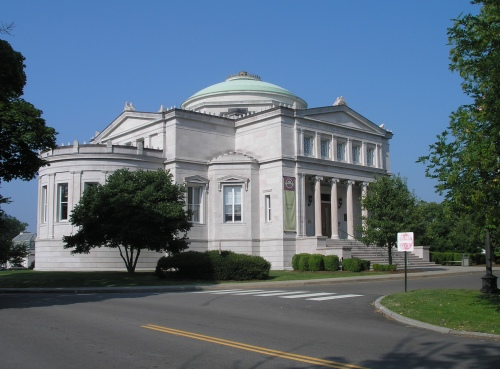 Blackstone Memorial Library