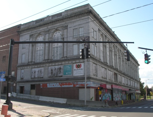 Poli Palace, Majestic Theater and Savoy Hotel, Bridgeport