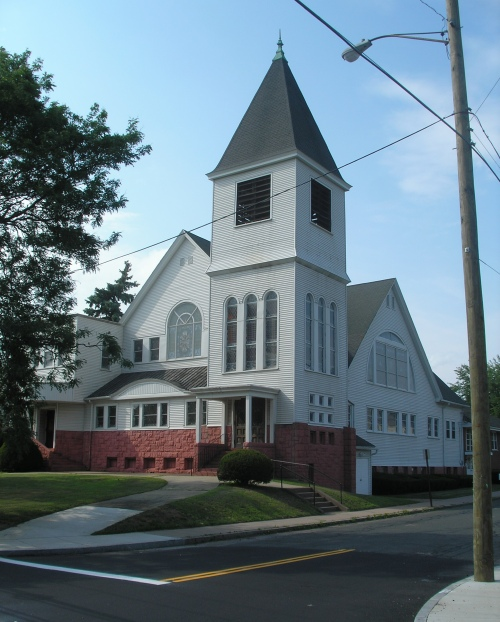 Second Congregational Church, Manchester