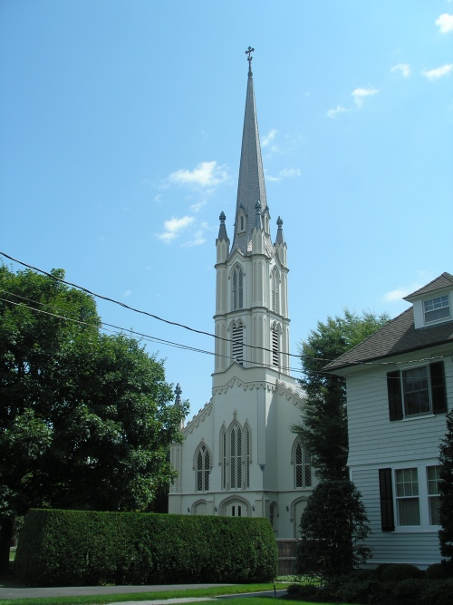 Trinity Episcopal Church, Southport