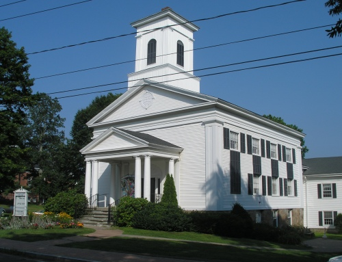First Baptist Church of Branford