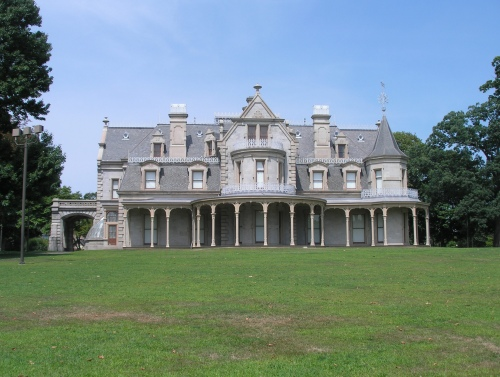 Lockwood–Mathews Mansion