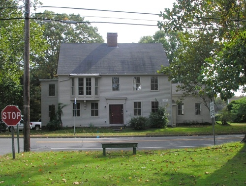 Rev. John Elliott House