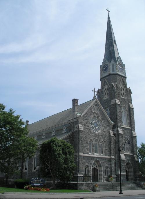 Saint Mary Roman Catholic Church, Norwalk