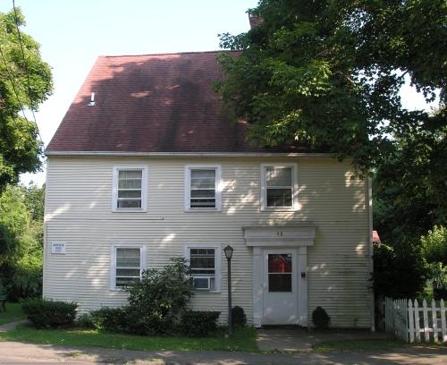 John Rose House