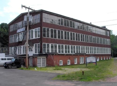 Hilliard Mills, Building #2