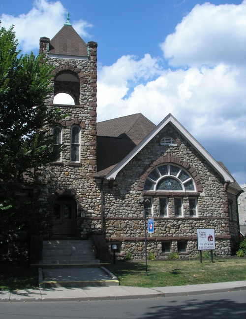 Former Westport Methodist Episcopal Church