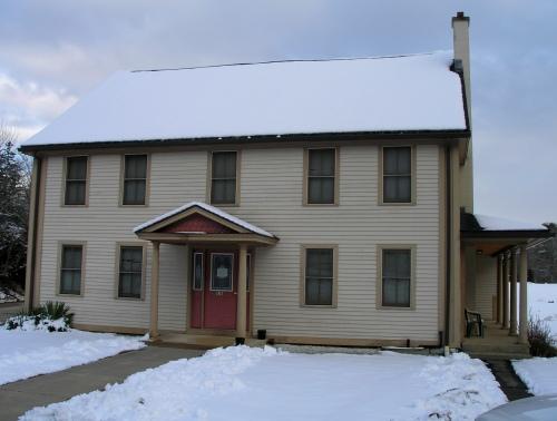 Amariah Storrs House