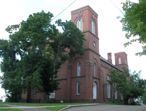 First Church of Christ, Congregational, Suffield