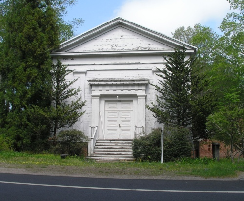 Old Baptist Church, Haddam