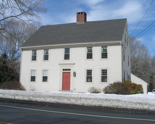 Daggett House