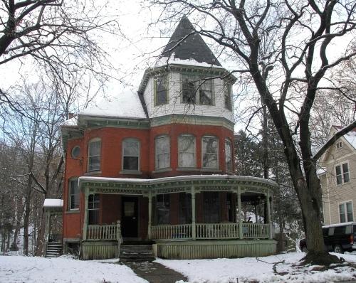 Samuel J. Miller House (1896)