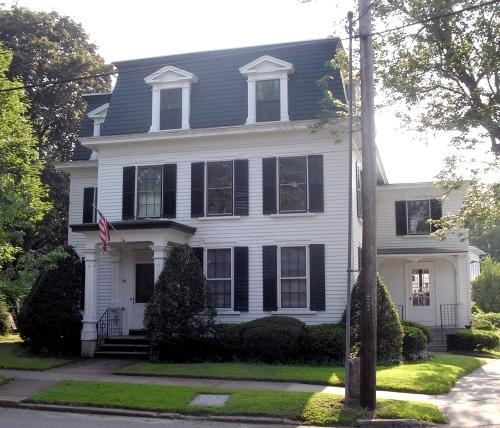 Edwin A. Leete House