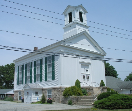 Ledyard Congregational Church
