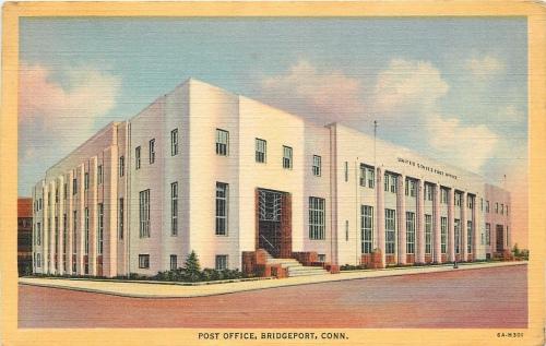 Bridgeport Post Office