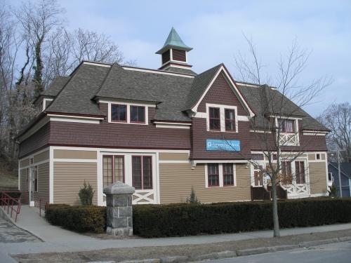 Elisha Palmer Carriage House
