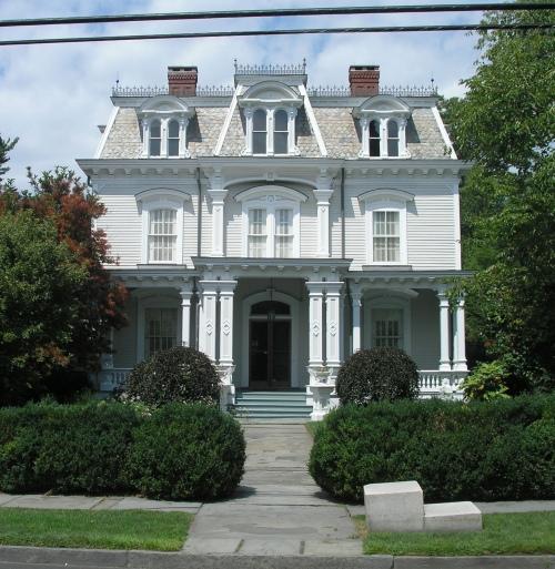 Benjamin Pomeroy House, 658 Pequot Road