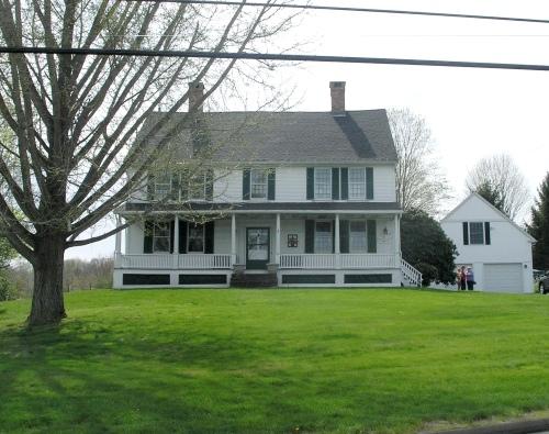 David Lyman I House (1785)