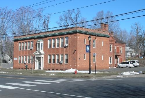 Hazardville Grammar School (1864)