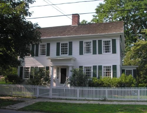 Reuben Stone House