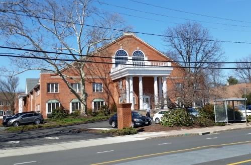 West Hartford Armory