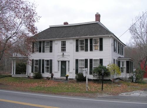 Isaac Clark House