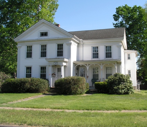 George P. Persons House