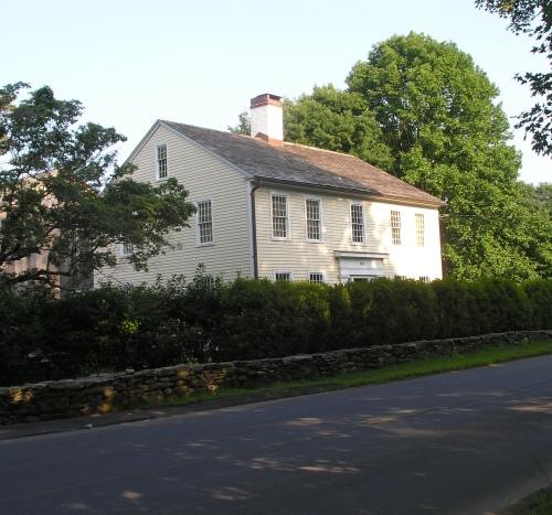Hezekiah Palmer House