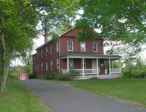 Timothy Dwight Mills House