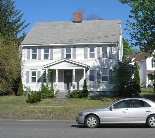 Nathan Pitkin House