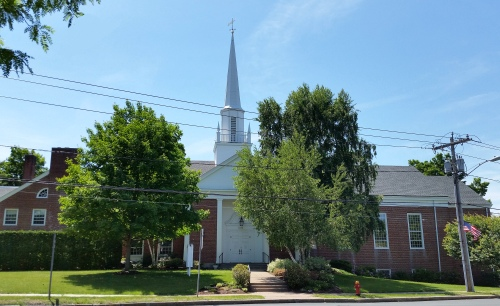 Newington Church of Christ