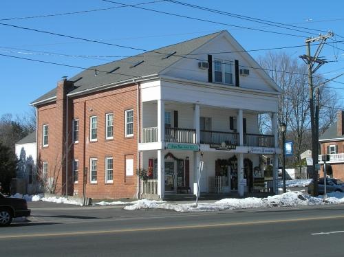 Hazardville Hotel