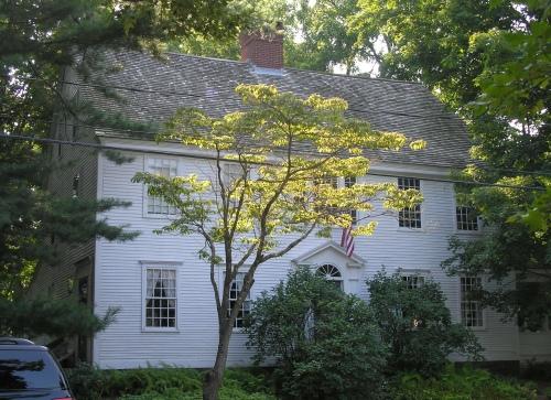 Seth Bishop House (1796)