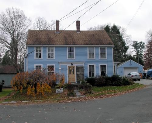 Shubael Abbe House