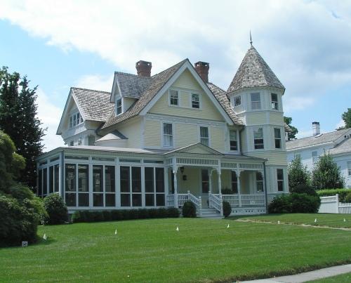 Simon C. Sherwood House