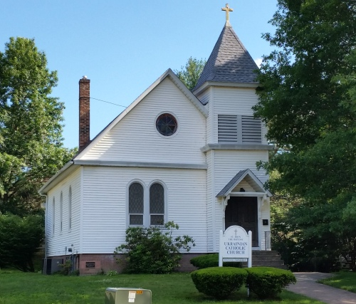 St John the Baptist Ukrainian Catholic Church