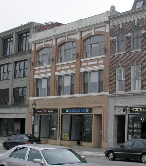 Marsh Building