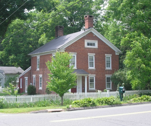 Benjamin P. Downs House