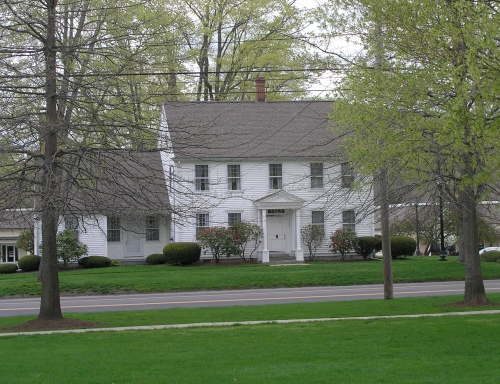 Amos Johnson House