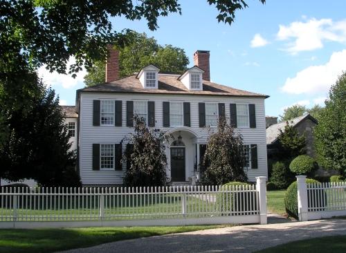 Zalmon Bradley House