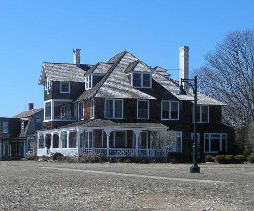 Alsop Cottage